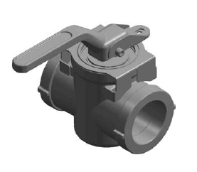 SMG *LEV 4″ SMG Valve Lever
