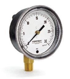 Ashcroft 1490 Low Pressure Diaphragm Gauge